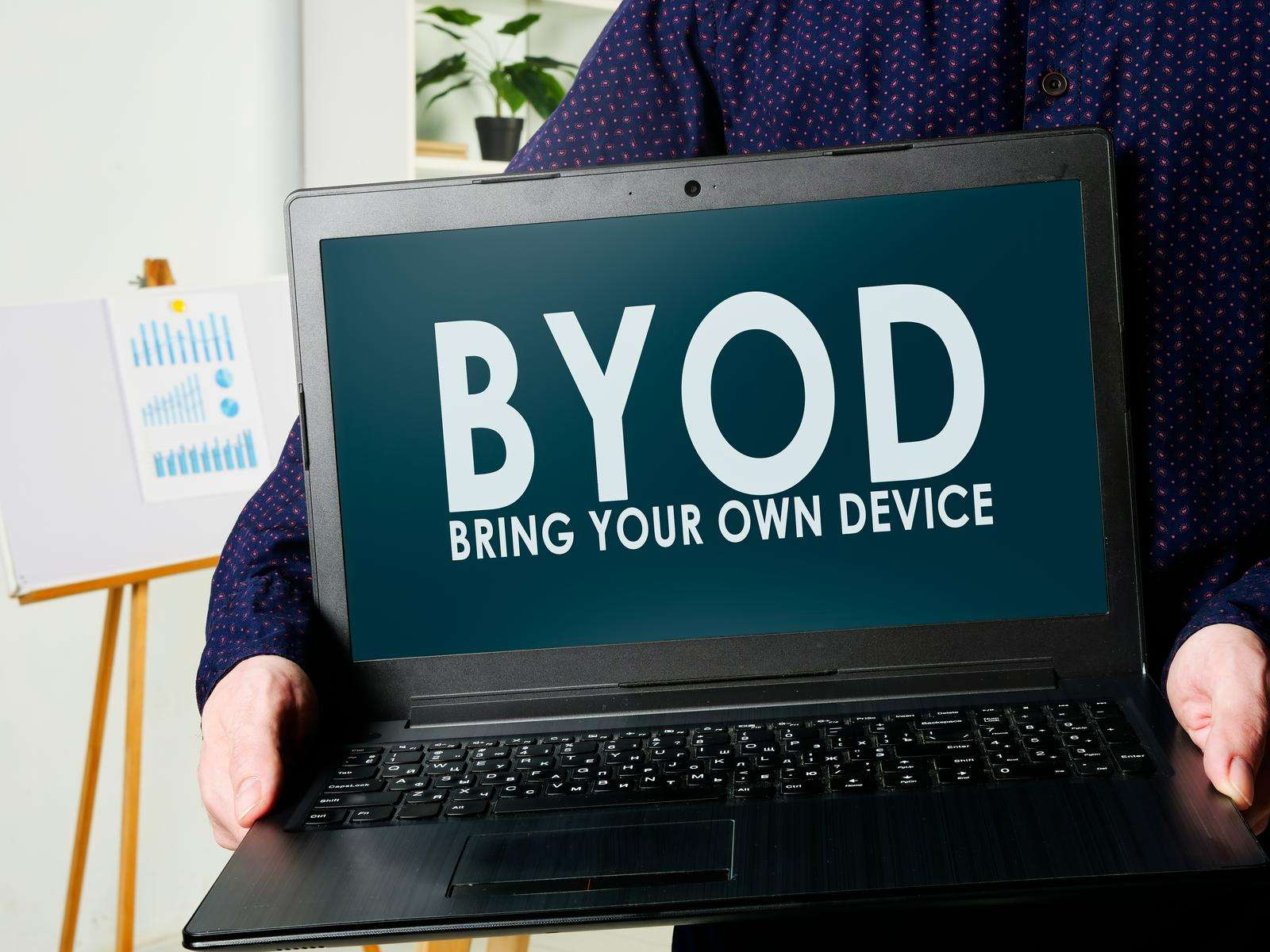 6 Common Pitfalls to Avoid in BYOD Security